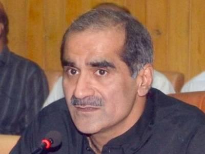 NA-125 میں ووٹوں کی تصدیق کا عمل روکا جائے، سعد رفیق کی درخواست