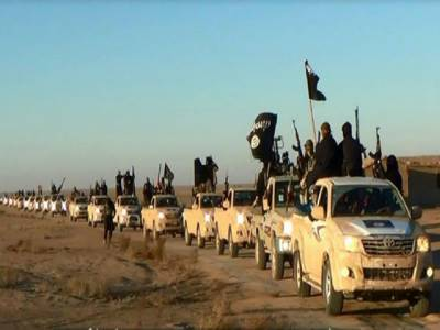 ISISکس ملک کا اسلحہ استعمال کر رہی ہے ؟حیران کن انکشافات