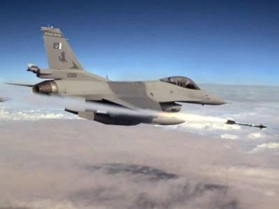 پاک فوج کی کارروائی، جیٹ طیاروں کی بمباری سے 65 دہشت گرد ہلاک