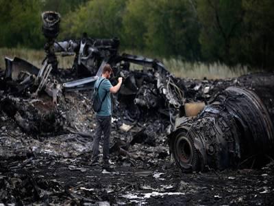 یوکرائن میں ملائیشین طیارے کی تباہی کی ابتدائی رپورٹ جاری