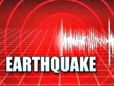 زلزلے کے4.3شدت کے جھٹکے، لوگوں میں خوف وہراس