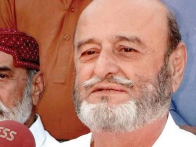 مسلم لیگ ن کے رہنماءممتاز بھٹو کی تحریک انصاف میں شمولیت کاا مکان