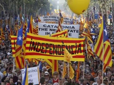 سکاٹ لینڈ ریفرنڈم ،دنیا بھر میں آزادی کی نئی لہر