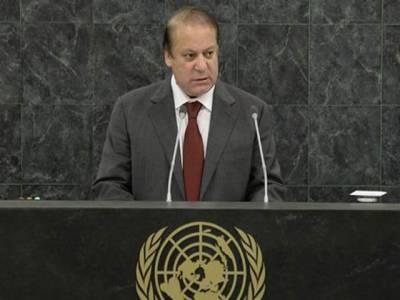 وزیر اعظم نواز شریف کے خطاب میں کشمیر کے ذکر پر بھارتی میڈیا میں ہلچل، پاک افواج کو ذمہ دار قرار دے دیا