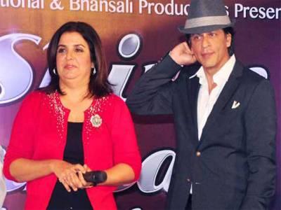 ناراضگی ختم ،شاہ رخ اور فرح خان پھر سے پکے دوست بن گئے