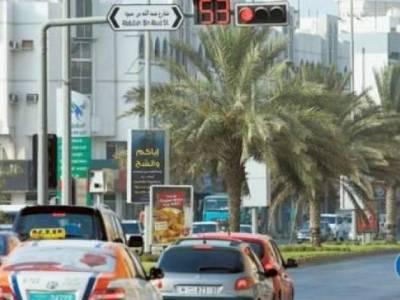 سعودی عرب میں اب ٹریفک سگنل کی خلاف ورزی کرنےوالوں کو جیل جانا پڑےگا