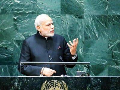 پاکستان سے مذاکرات پر تیار ہیں، چاہتے ہیں دنیا 'جی آل' کی طرف جائے: بھارتی وزیر اعظم مودی