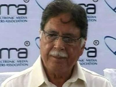 شاہ محمود اور عمران کے خاندان نے سول نافرمانی کرنے سے انکار کر دیا ہے :پر ویز رشید