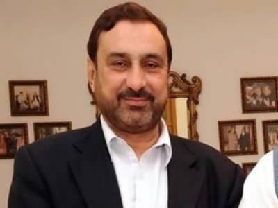 مسلم لیگ ن کے دیوان عاشق بخاری نااہل قرار، دوبارہ الیکشن کا حکم