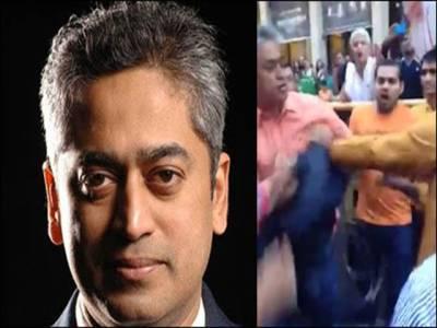 بھارتی صحافی اپنے ہی ملک کے انتہا پسندوں کا شکار بن گیا