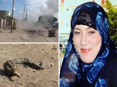 داعش کے خود کش بمبار تیار کرنے والی 'گوری'کے بارے میں حیران کن انکشافات