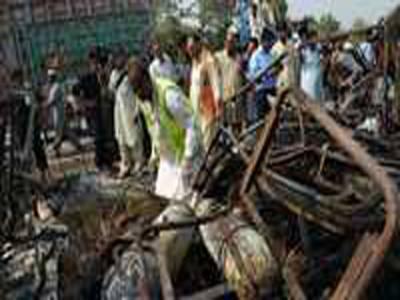 بازید خیل دھماکے کی ابتدائی رپورٹ تیارکرلی گئی