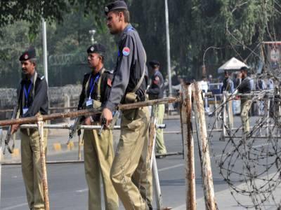 عید الاضحی پر دہشت گردی کے خدشات،سیکیورٹی پلان تیار کر لیا گیا