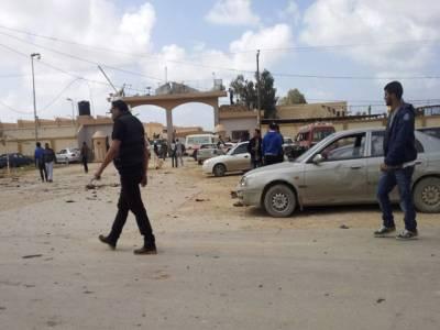 لیبیا میں پاکستانی محصورین کے کیمپ پر حملہ، جمع پونچی چھین لی