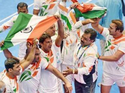 ایشین گیمز کبڈی : بھارت نے ٹائٹل کا کامیاب دفاع کر لیا