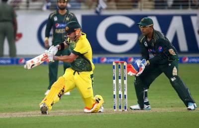 شارجہ ون ڈے:آسٹریلیا نے پاکستان کو 93 رنز سے شکست دے دی