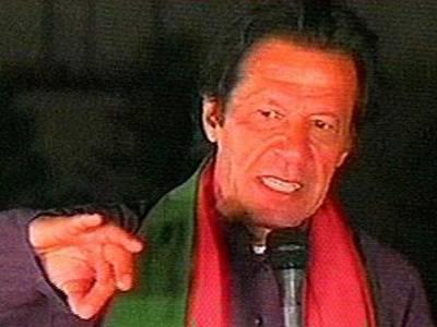 بھارتی جارحیت اور ڈرون حملوں کی مذمت، نواز شریف بھارتی حملوں پر 'کاروبار' کی وجہ سے خاموش ہیں : عمران خان