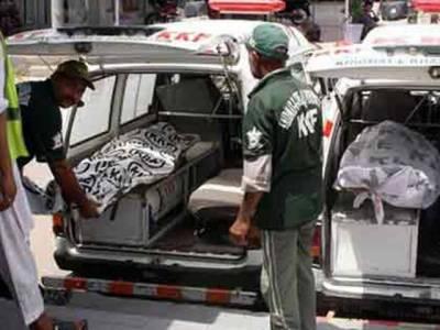 کراچی میں جےیو آئی ایف اوراہل سنت والجماعت کے مقامی رہنما سمیت 4 افراد جاں بحق