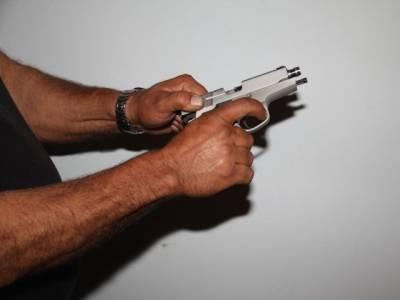 منگیتر کے نہ آنے پر نوجوان نے خود کو گولی مارلی