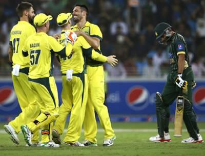 آسٹریلیا نے پاکستان کو شکست دے کر ون ڈے سیریز میں فیصلہ کن پرتری حاصل کر لی