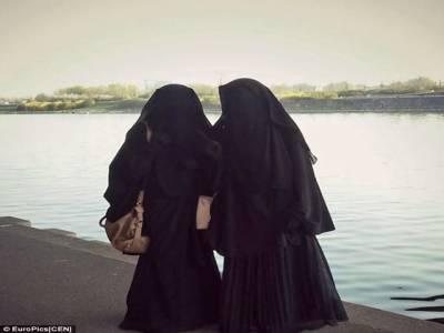 یورپ سے داعش کے پاس بھاگ کر آنے والی خوبرو لڑکیاں شدید مشکل کا شکار