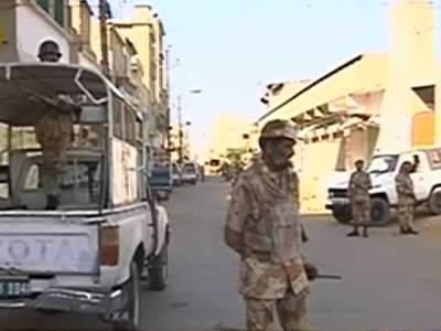 سنٹرل جیل کراچی توڑنے کی سازش ناکام ، مزید دہشتگردگرفتار