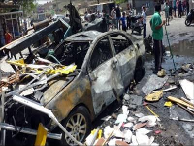 عراق میں چار کار بم دھماکوں ،مارٹر حملوں میں36 افراد جاں بحق ہوگئے