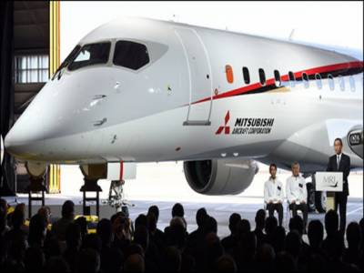 جاپان نے50 سال بعد اپنا پہلا کمرشل مسافر طیارہ تیار کر لیا