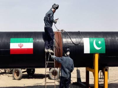 ایران نے گیس پائپ لائن کا معاہدہ یک طرفہ طور پر ختم کردیا