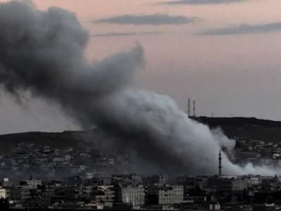 شامی قصبے کوبانی میں داعش جنگجوﺅں کا حملہ ناکام بنا دیا گیا