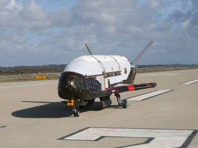 امریکی خلائی جہاز انتہائی خفیہ مشن مکمل کر کے 22 ماہ بعد واپس آگیا