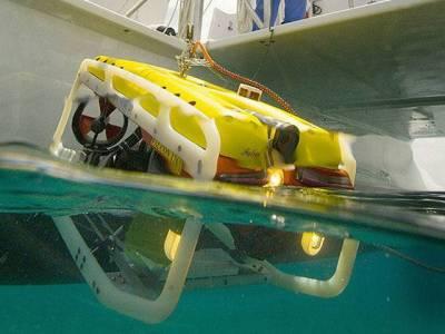 امریکی طلبہ نے پانی میں بارودی مواد تلاش کرنیوالا روبوٹ بنالیا
