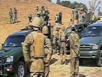 سیکیورٹی فورسز سے جھڑپ میں 6شدت پسند مارے گئے