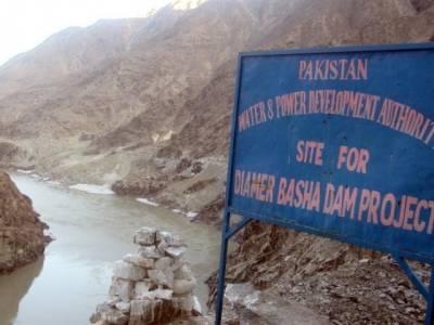 بھارت نے دیامیر بھاشا ڈیم کی راہ میں بھی روڑے اٹکانہ شروع کردیئے