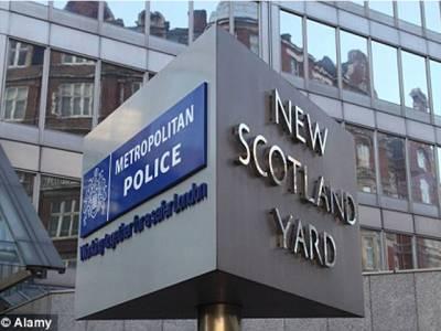 دہشت گردی کا شبہ: برطانیہ میں 4 افراد گرفتار