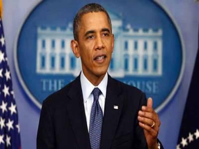 صدر اوبامانے مزید1500فوجی عراق بھیجنے کی منظوری دےدی