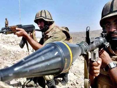 دہشت گردوں کا سیکیورٹی چیک پوسٹ پر حملہ، پاک فوج کی بھرپور کارروائی، 17 شدت پسند ہلاک
