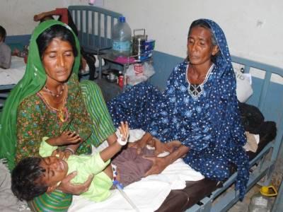 سندھ حکومت نے قحط متاثرین کیلئے گندم کے بجائے 'مٹی' بھیج دی