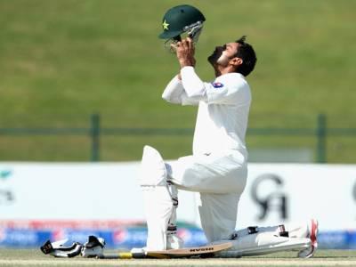 پہلاٹیسٹ: پاکستان نے میچ پر گرفت مضبوط کرلی