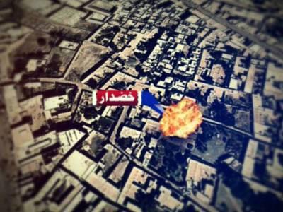 خضدار کے ارباب کمپلیکس میں دھماکہ ، ایک شخص جاں بحق