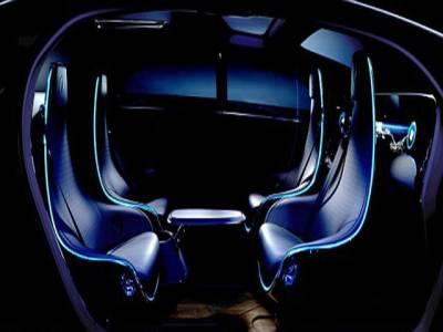 مرسیڈیز نے گاڑیوں کے مستقبل سے پردہ اٹھا دیا