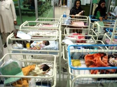 سرگو دھا میں بچوں کی ہلاکتیں، محکمہ صحت نے ہسپتال کے ایم ایس کو ذمہ دار قرار دے دیا