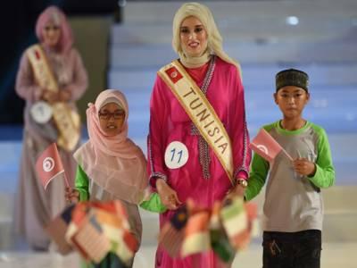 'مسلم مقابلہ حسن' جیتنے والی حسینہ کا قابل تحسین مطالبہ