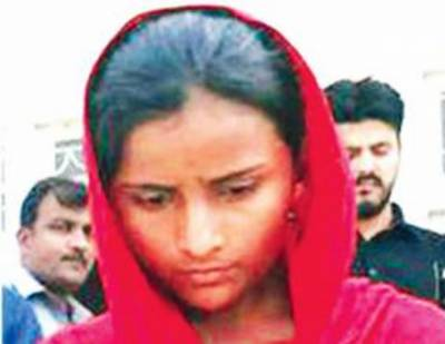 پسند کی شادی کرنے والی لڑکی کا ہندو والدین کو ملنے سے انکار