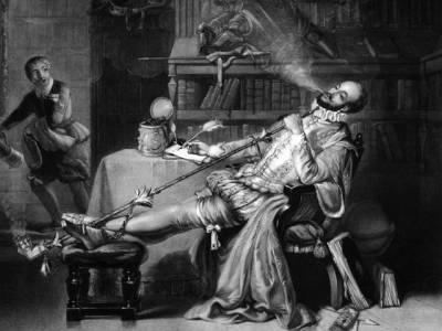 انسانوں نےتمباکو نوشی کب اور کیسے شروع کی