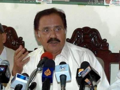 شیریں رحمن کوپارٹی کی' نائب صدر' مقرر کرنے پر اعتماد میں نہیں لیا گیا: امین فہیم