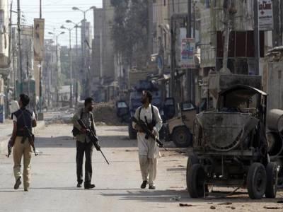 بابابھٹ میں دو گروپوں کے درمیان تصادم،فائرنگ اور دستی بموں سے حملے