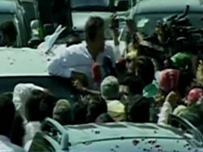 این اے 122دھاندلی کیس، عمران خان نے الیکشن ٹربیونل میں بیان ریکارڈ کرادیا،فیصلہ پیر کوہوگا: چیئرمین تحریک انصاف