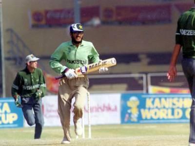بلائنڈ کرکٹ ورلڈ کپ: پاکستانی عامر اشفاق نے تیز ترین ففٹی بنا ڈالی
