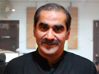 بلوچستان کی حکومتی جماعتوں میں 'اختلافات' کا حل بات چیت سے نکالیں گے: سعد رفیق